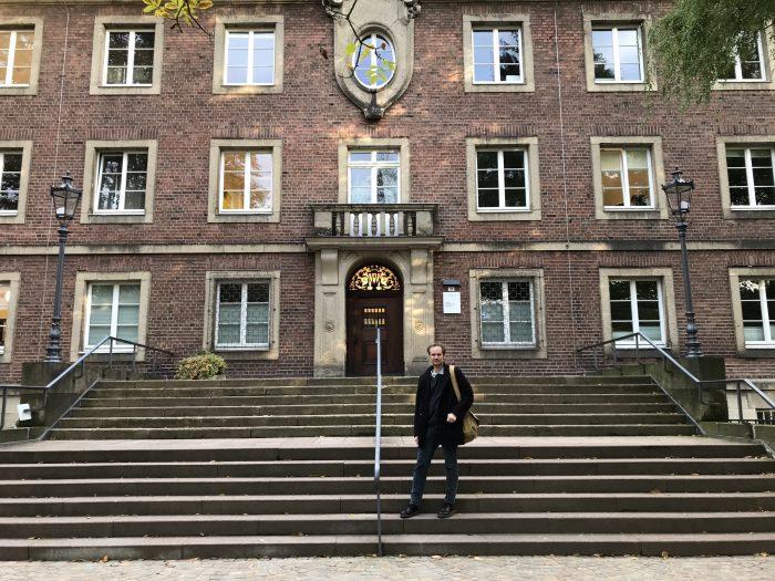 Christian Peitz, Oktober 2019, Fliedner Fachhochschule