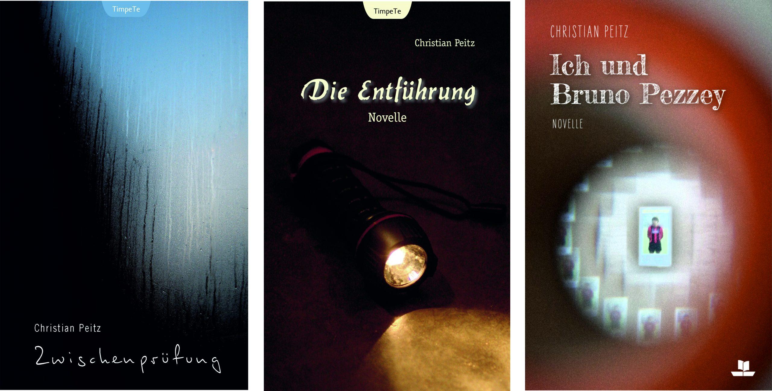 Christian Peitz - Novellen